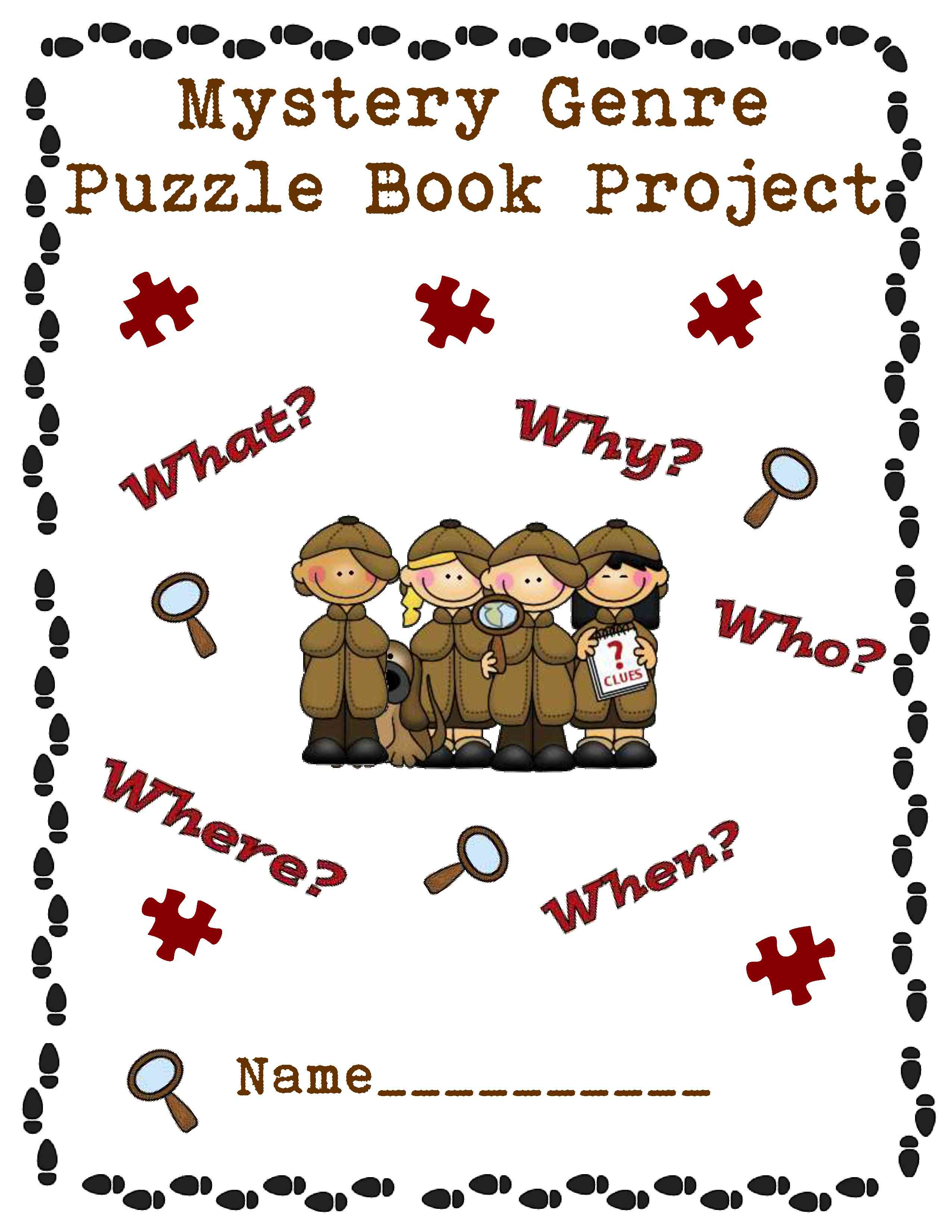 My Giant Jigsaw Puzzle Book Project