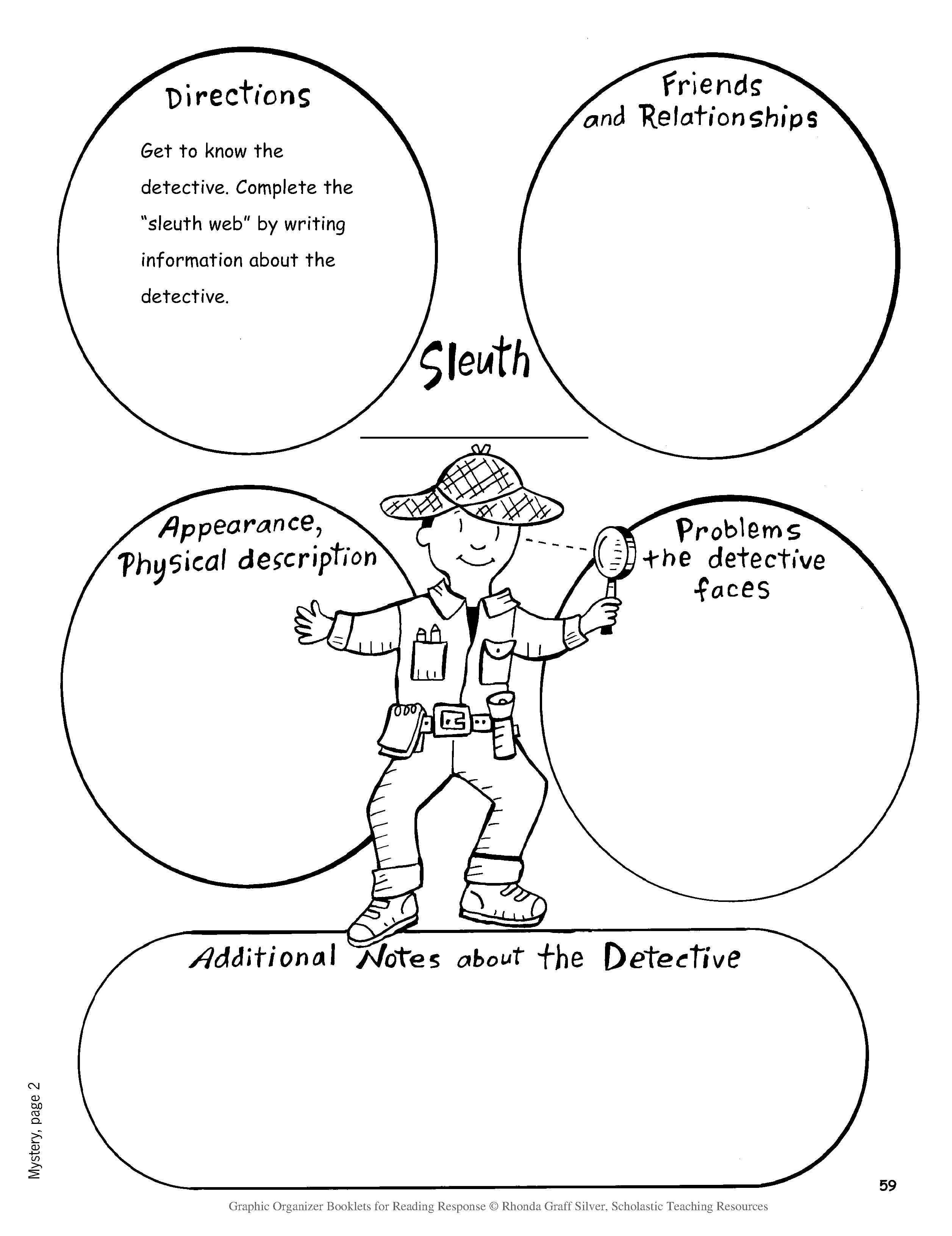 Criticalysis Graphic Organizer