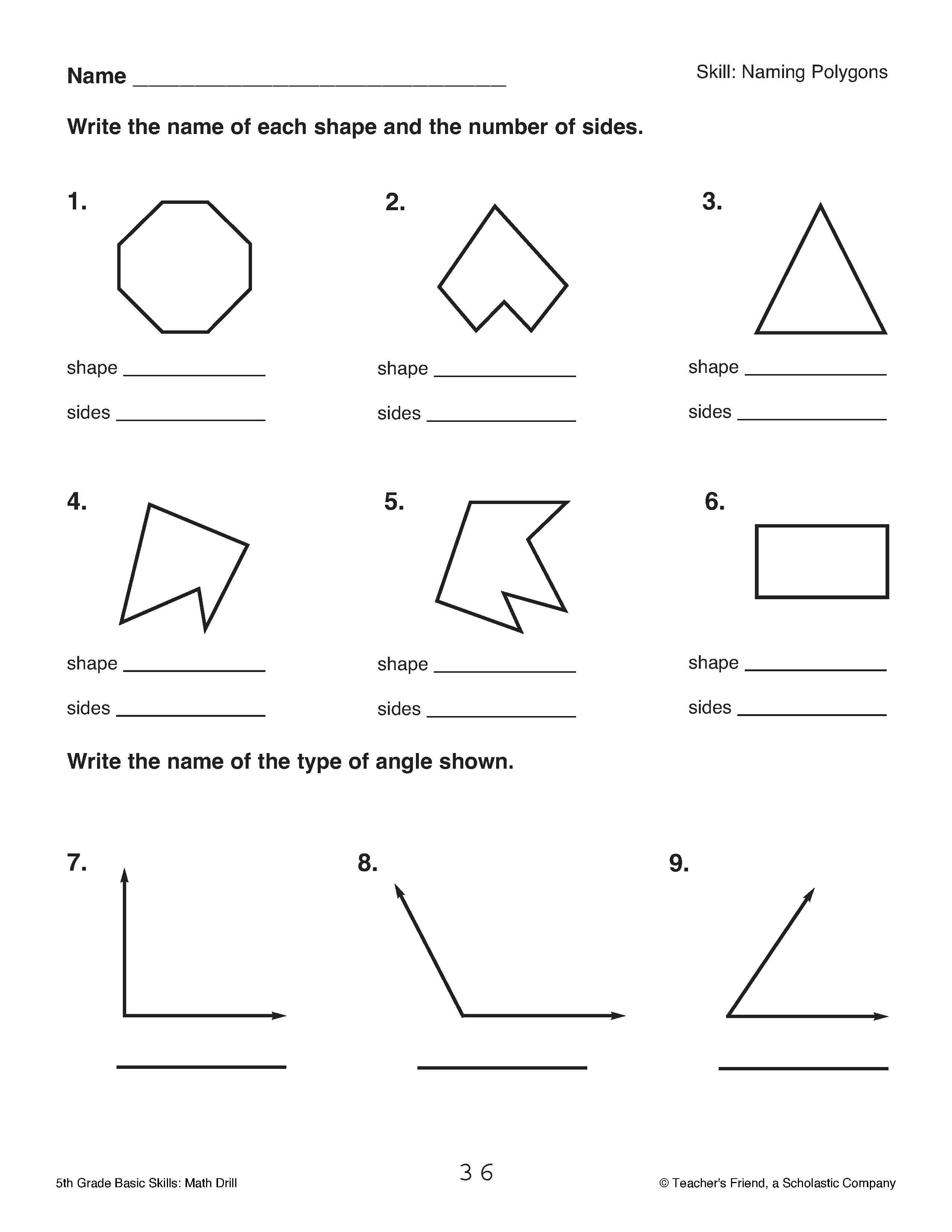Worksheet Geometry Vocabulary Worksheet Grass Fedjp