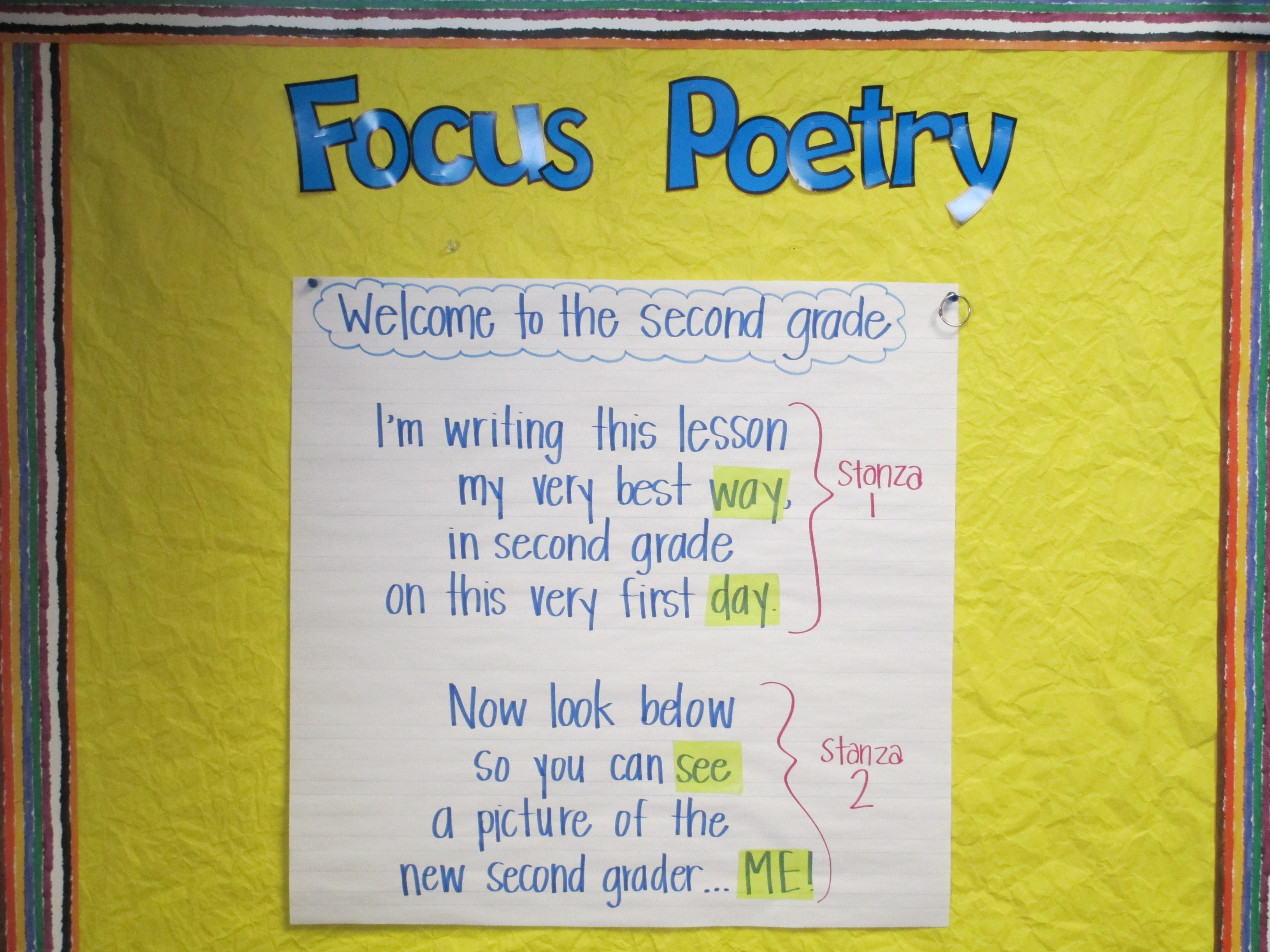 Focus Poetry Create Poetry Pros In Less Than Ten Minutes A Day
