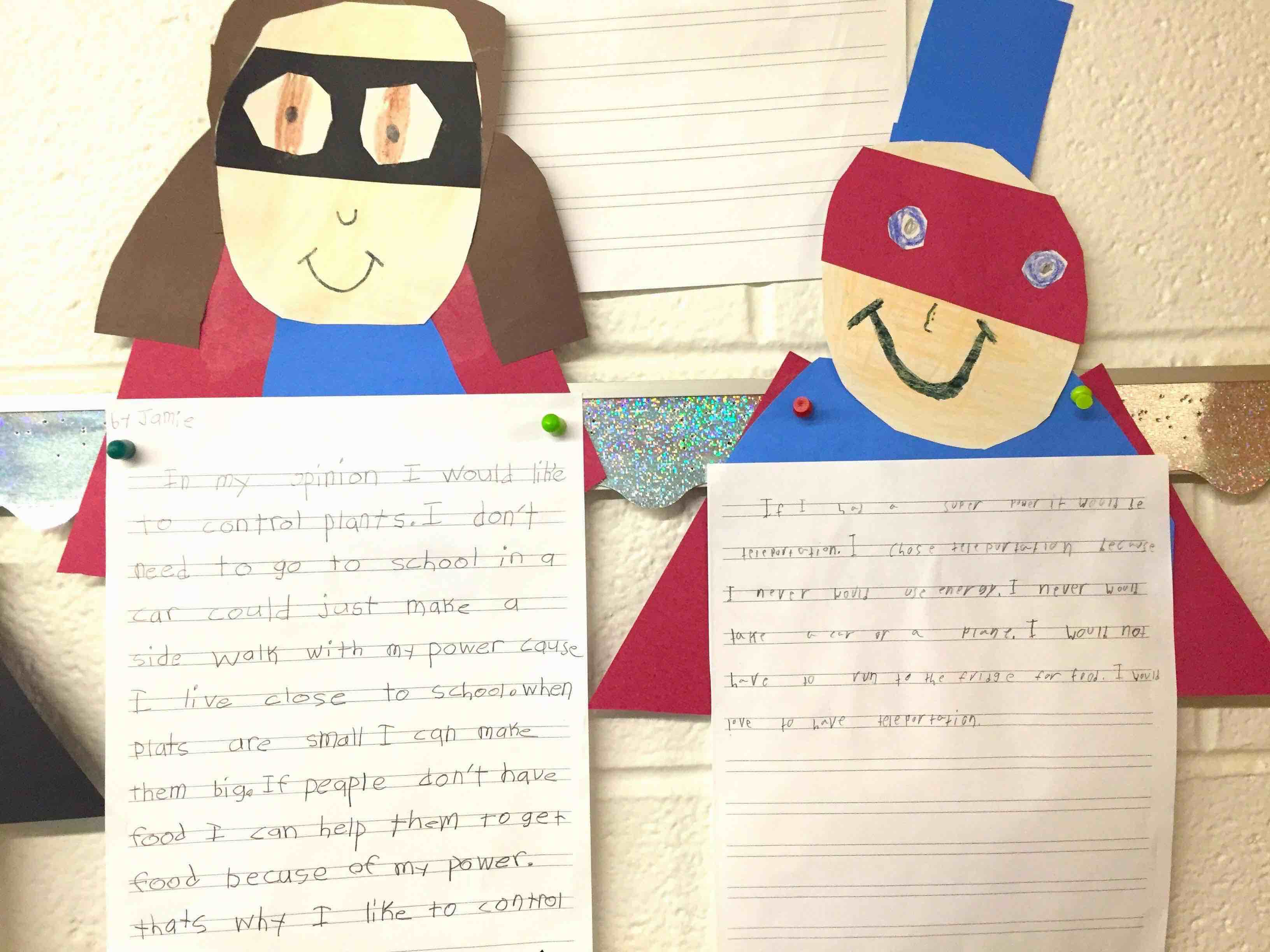 Superheroes Make For Amazing Class Activities