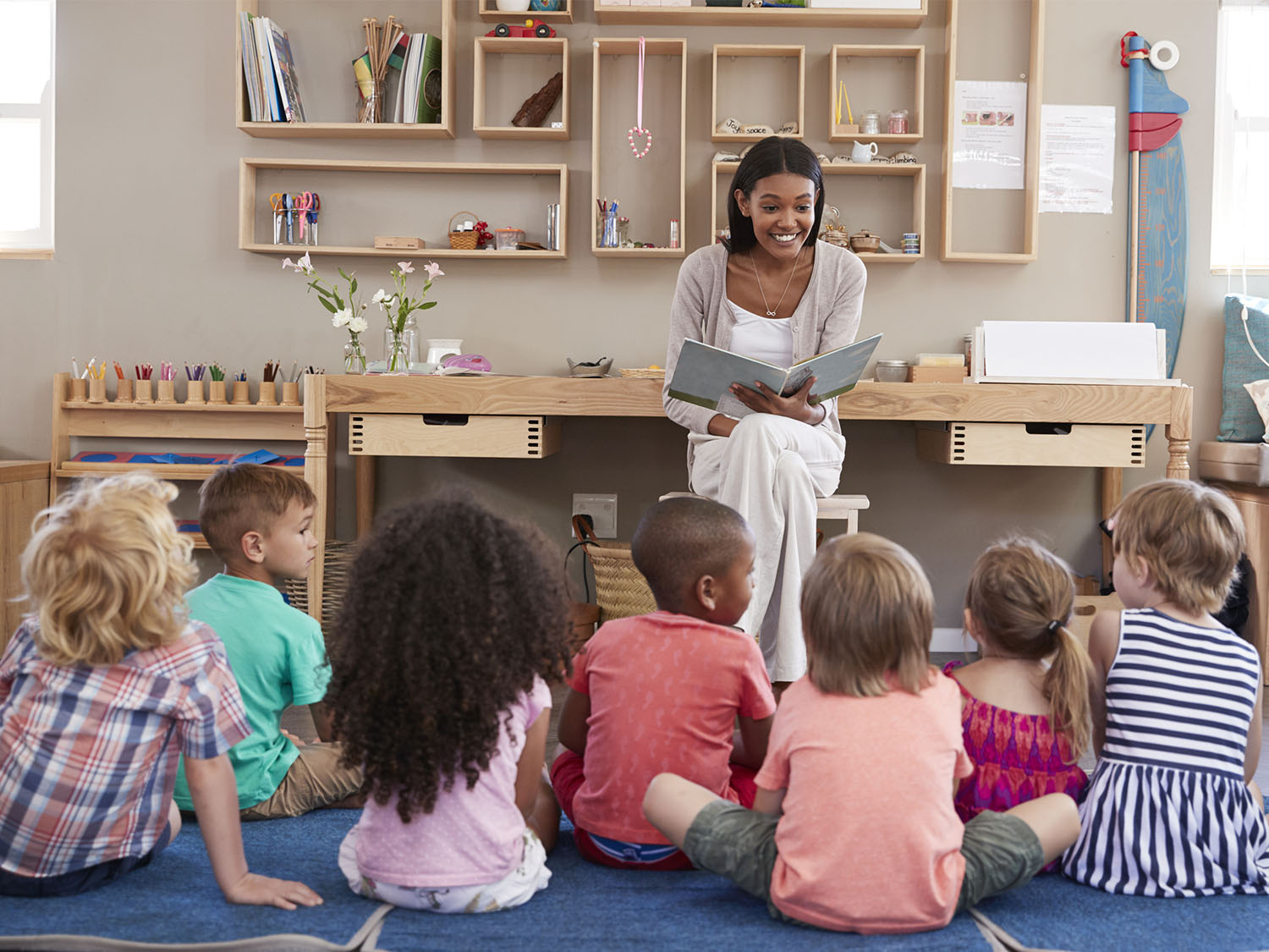 Reading Aloud In Every Classroom