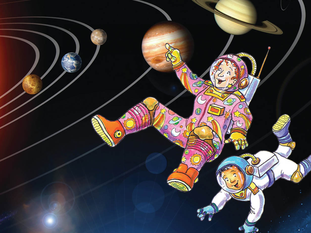 The Magic School Bus Lost In The Solar System Vocabulary