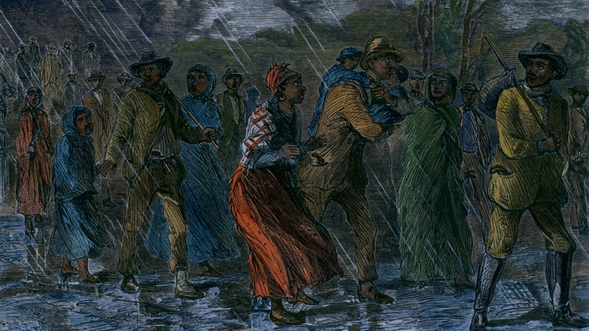 The Underground Railroad Teaching Guide