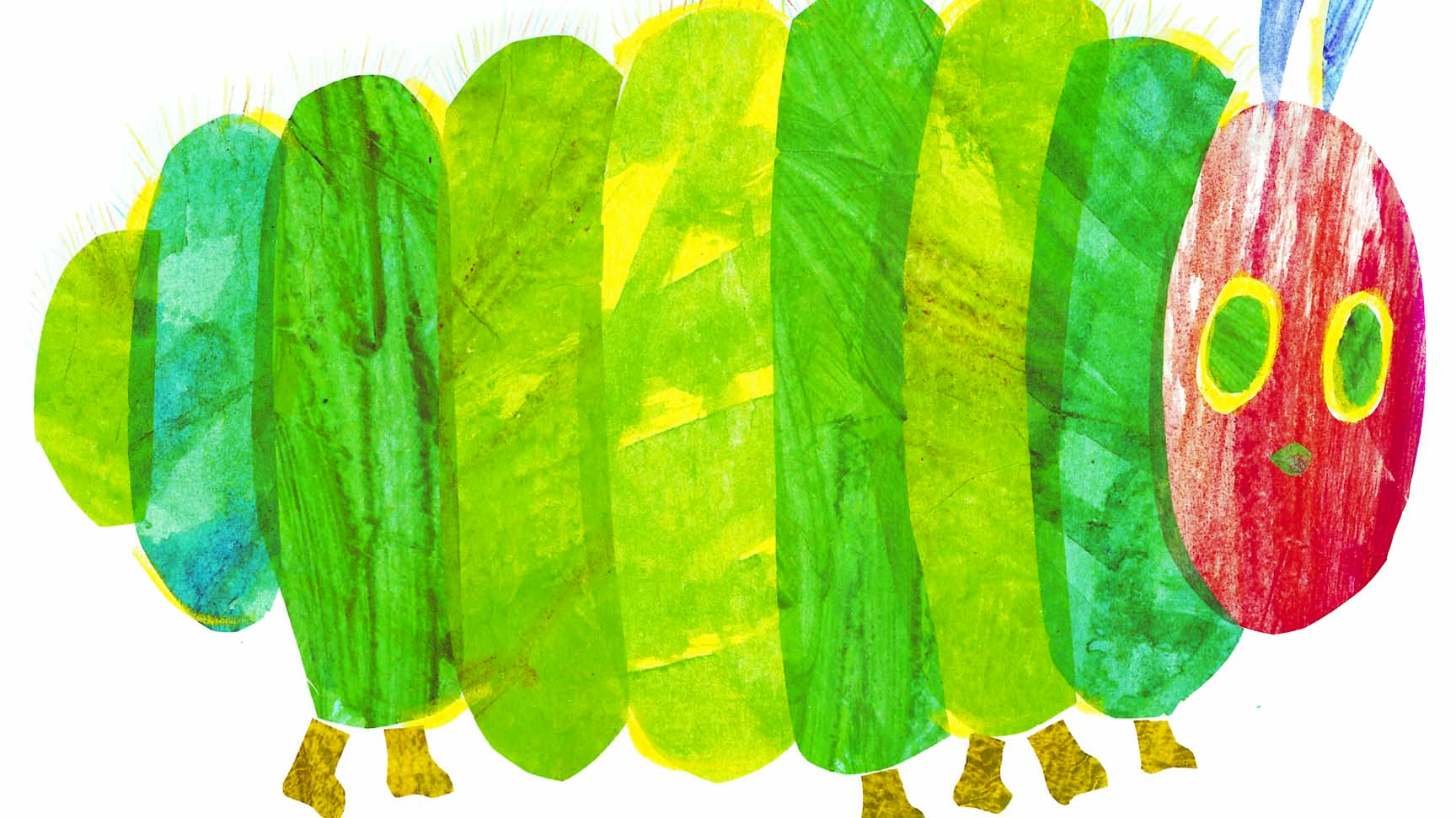 The Very Hungry Caterpillar Teaching Plan