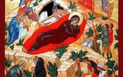 The Nativity Sermon of St. John Chrysostom