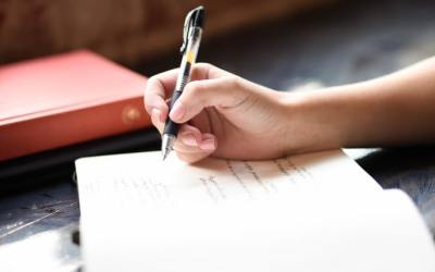 Giving Form to Lofty Ideas: Writing Prompts for Your Students