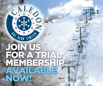 The Scholz Network partners with Caledon Ski Club – Trial Memberships Available Now