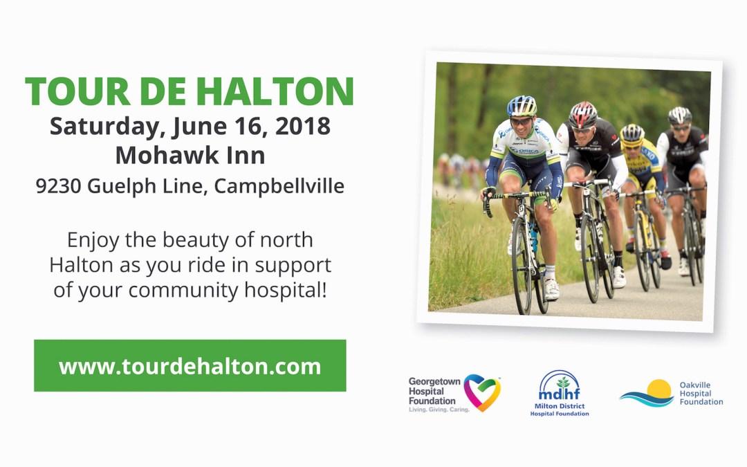 TOUR DE HALTON – GRAB YOUR BIKE!