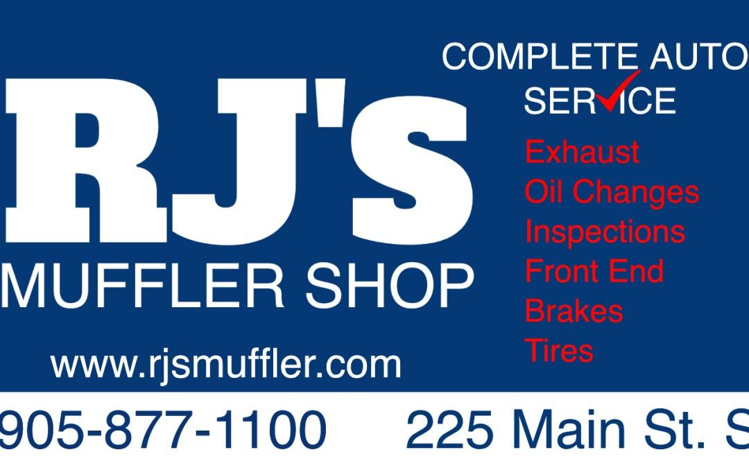 RJ'S Muffler Shop