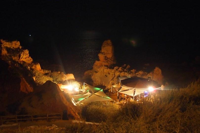 Boneca Bar in Carvoeiro an der Algarve