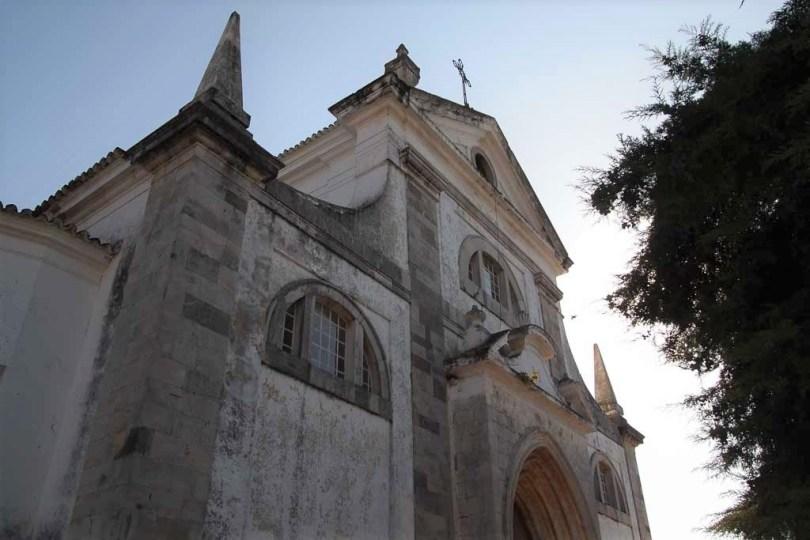 Igreria da Santa Maria do Costelo in Tavira - Portugal
