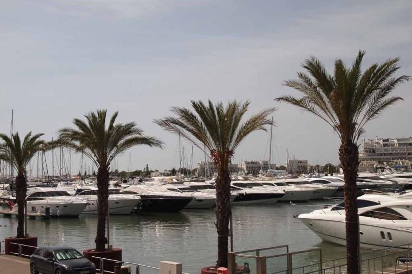 Yachthafen von Vilamoura - Algarve