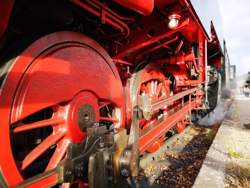 Antrieb der BB262 Sauschwänzlebahn