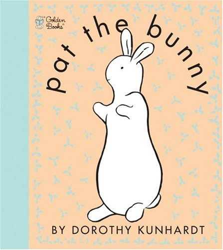 Image result for pat the bunny book cover