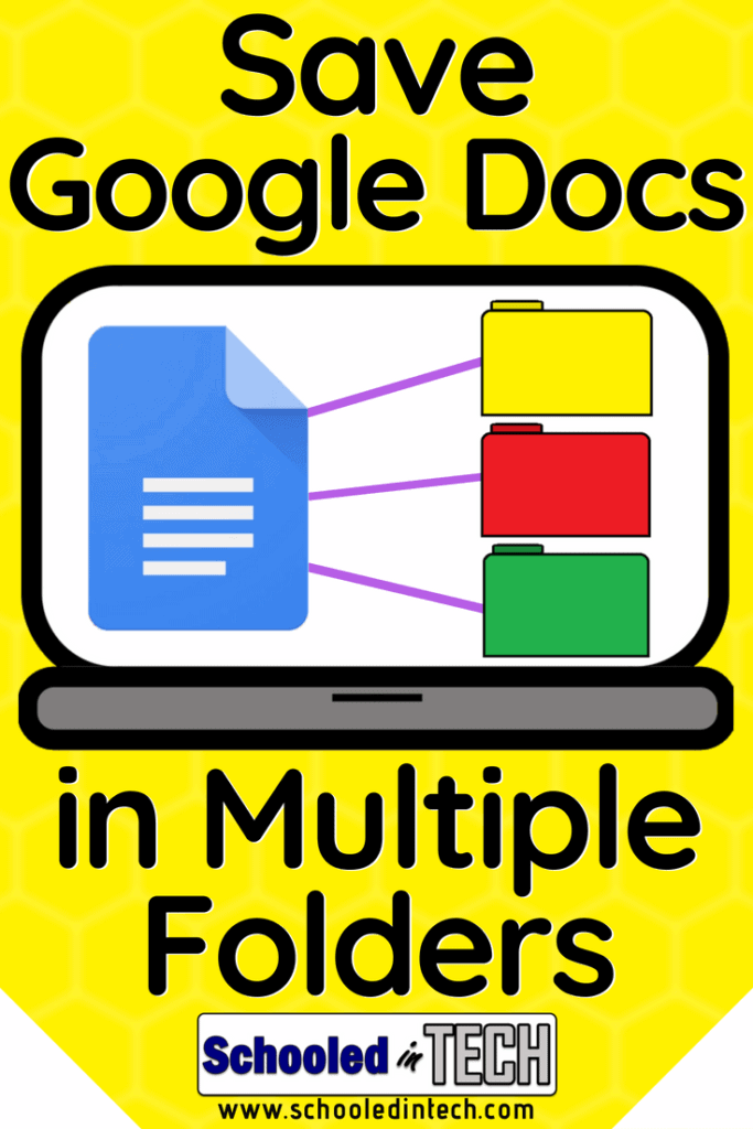 Save A Google Doc To Multiple Folder Locations Within Google Drive - Google docs save