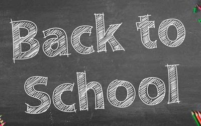 Preparing your child for back to school – Primary Edition
