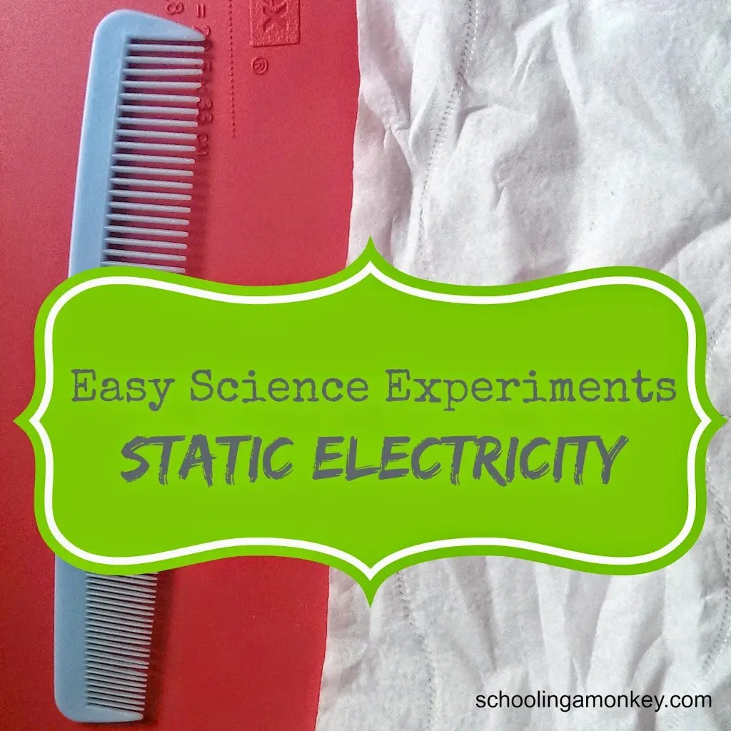 The Ultimate List Of Science Experiments For Kids