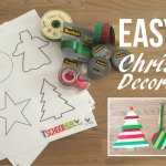 Diy Easy Christmas Decorations Kids Can Make Free