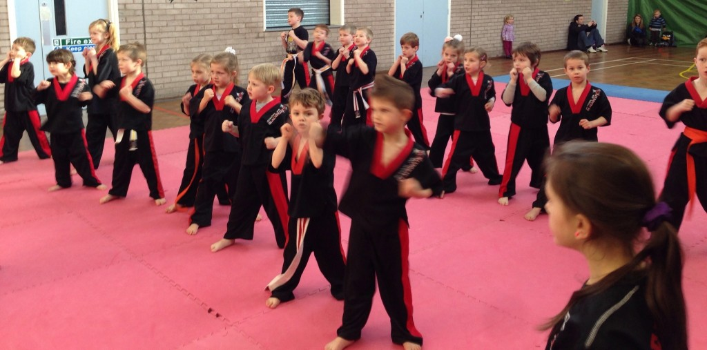 Kingswinford Kids 4-6 years Karate/Kickboxing