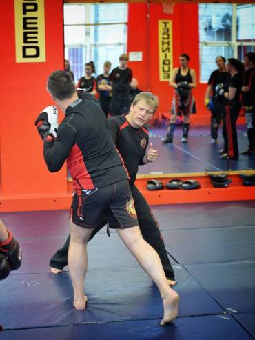 Adult KickBoxing At Sedgley