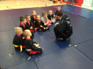 Kids Martial Arts at Quinton
