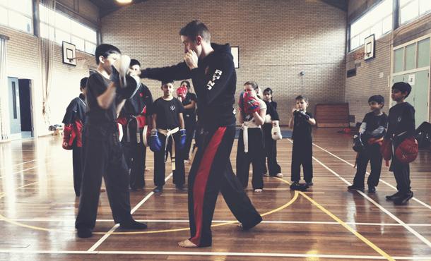Solihull Kids Kickboxing