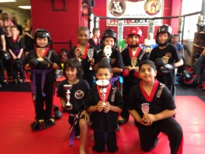 martial Arts Kids Tournament