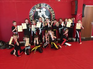 here are some of the Kids From Sedgley SOBB