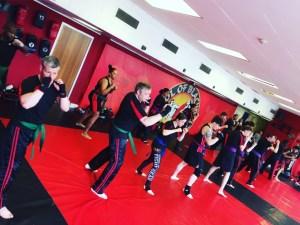 Oldbury Adult Kickboxing