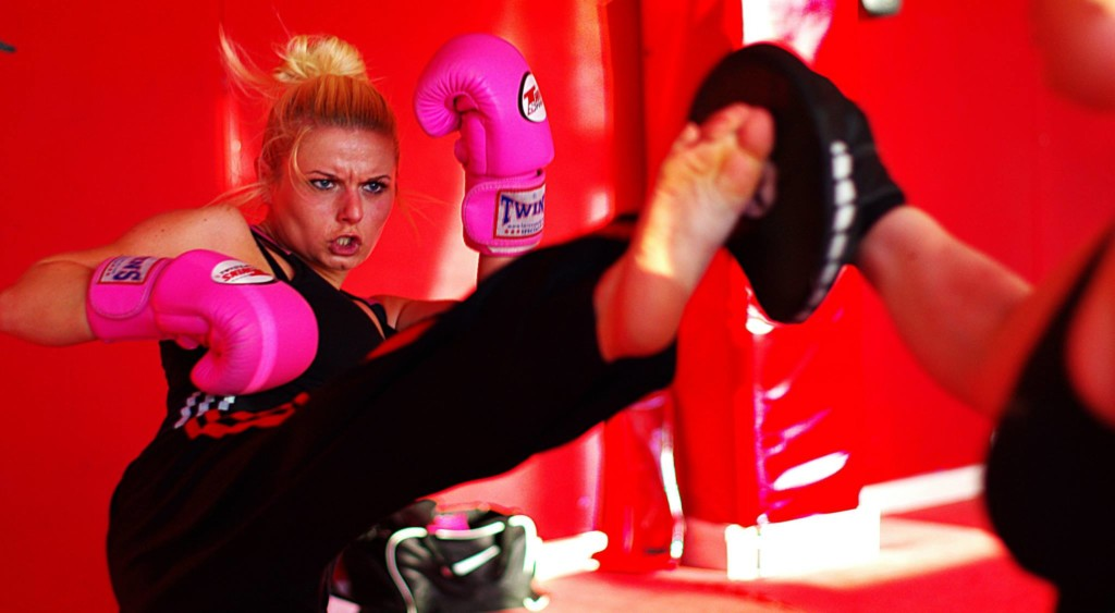 Ladies Kickboxing / Self Defence Classes