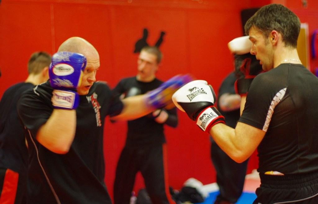 Gaz Edwards Training