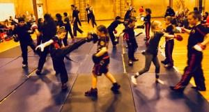 Solihull Kids Grading Pad Work