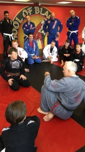 Brazilian Jiu jitsu at Oldbury