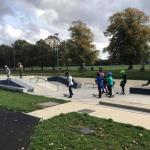 home education skateboarding lesson