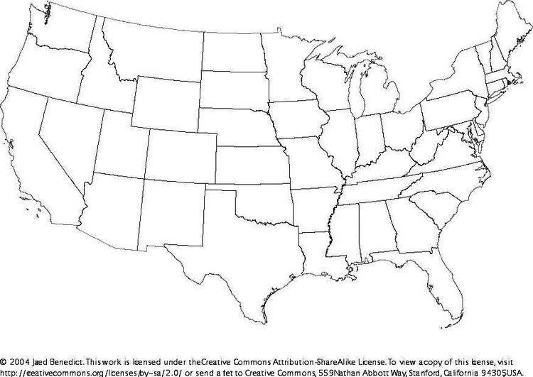 Kleurplaat USA Afb 8312