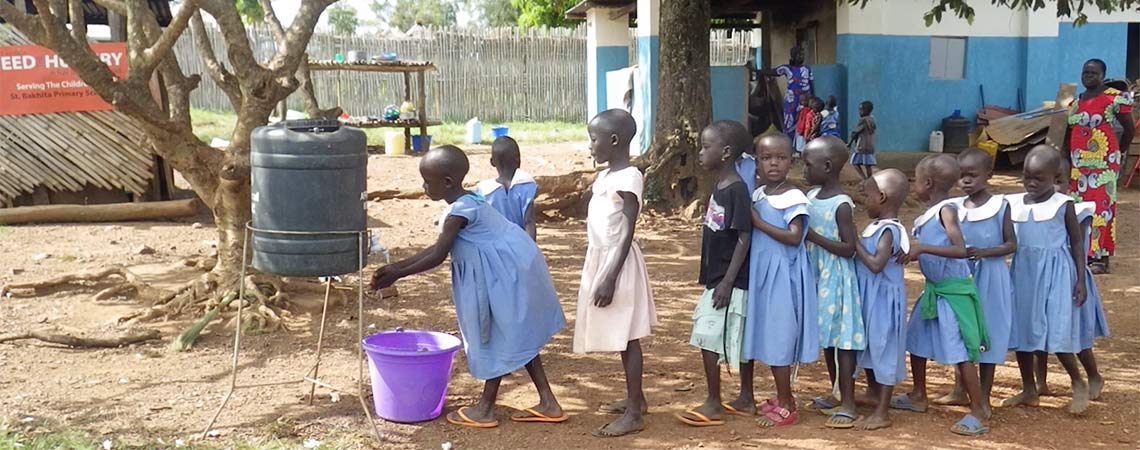 Children of St. Bakhita School