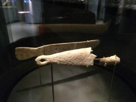 A pendant or bull-roarer