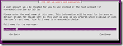 Ubuntu Full Name