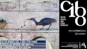 Locandina 2018 anno del cibo italinao