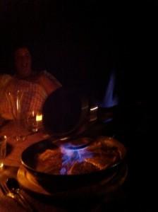 flamberen