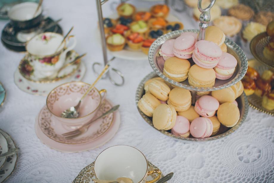 High Tea Country Wedding in Swellendam