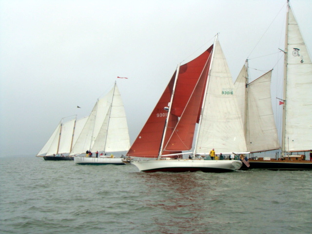 Annapolis Schooner Racing Cruises Aboard The Woodwind