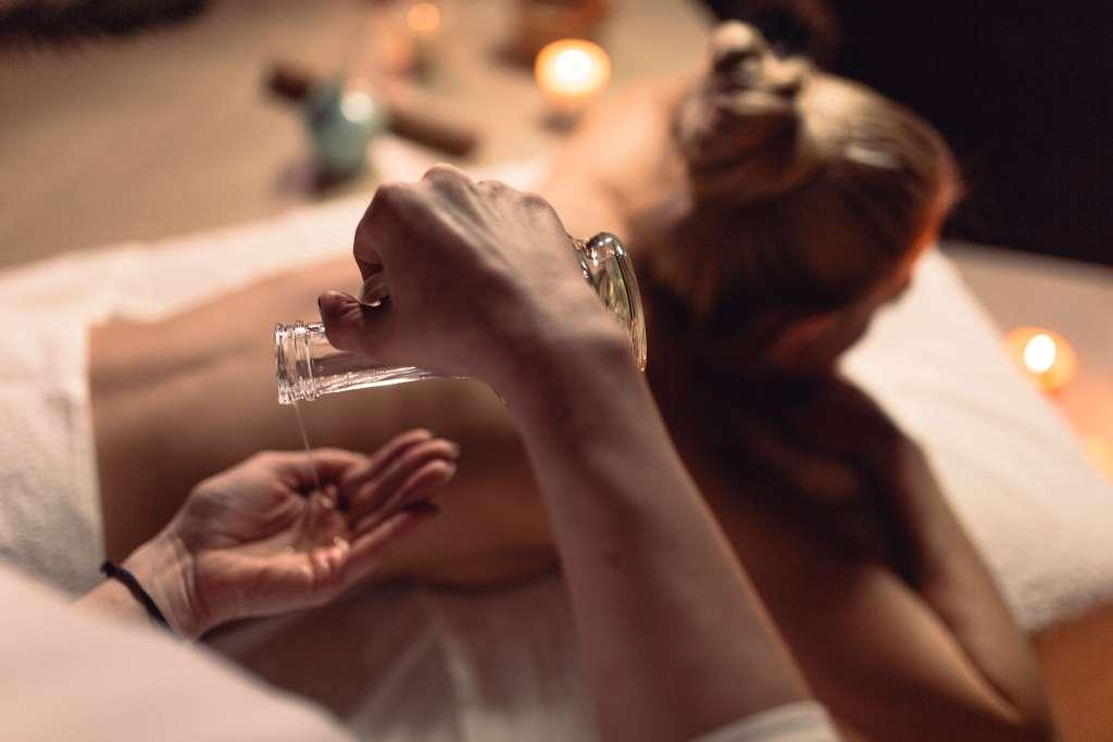 aromatic massage Relaxo