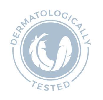 dermatologisch getest icoon