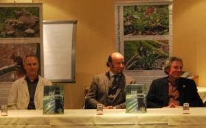 Die Autoren Dr. Tilo Geisel, Dr. Michael Egidius Luthardt und Roland Schulz (v.l.n.r.) Foto: Petra Elsner