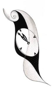 Stimmung Zeichnung : Petra Elsner