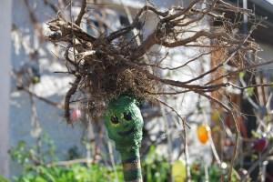 Kleiner Waldgnom, aus : Die kleinen Dinge von Petra Elsner