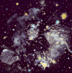 Himmel von Petra Elsner