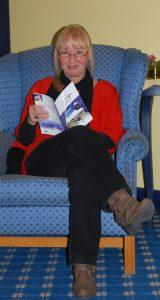 Lesung im Hotel
